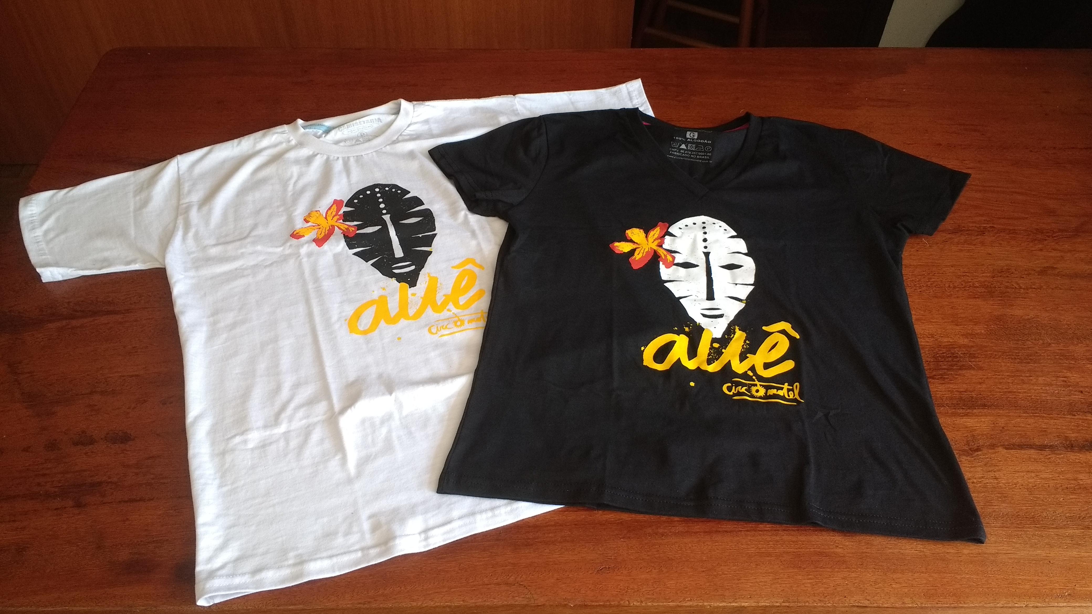 Quer ganhar uma linda camiseta do Circo Motel no #DCBI?
