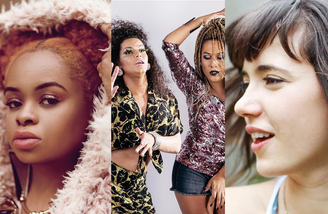 Festival SÊLA promove cinco dias de shows e debates para exaltar a mulher na música. Line inclui Tiê, As Bahias e a Cozinha Mineira, Sara Não Tem Nome e muito mais!
