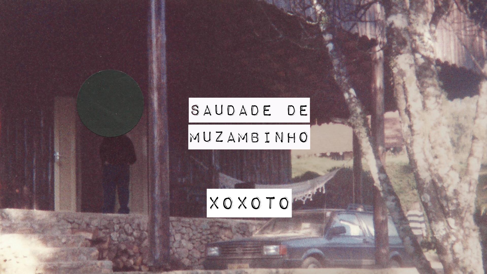 """Cavaca Records lança EP """"Saudade de Muzambinho"""" de xoxoto"""