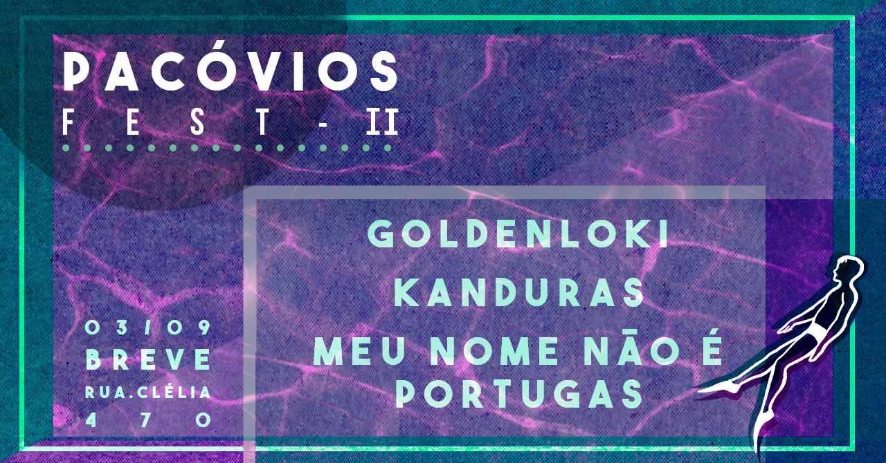 Segunda edição do Pacóvios Fest ocorre neste final de semana em São Paulo