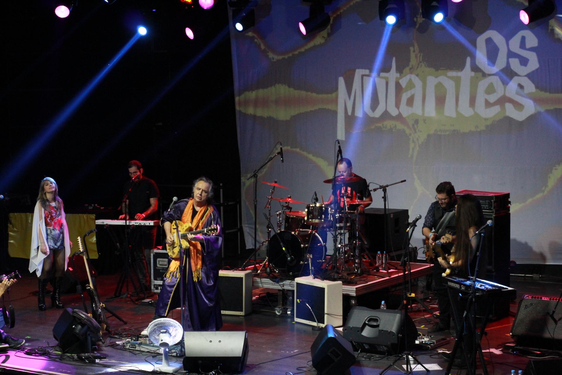 3OMF mesclou juventude e experiência no Tropical Butantã, em festival psicodélico