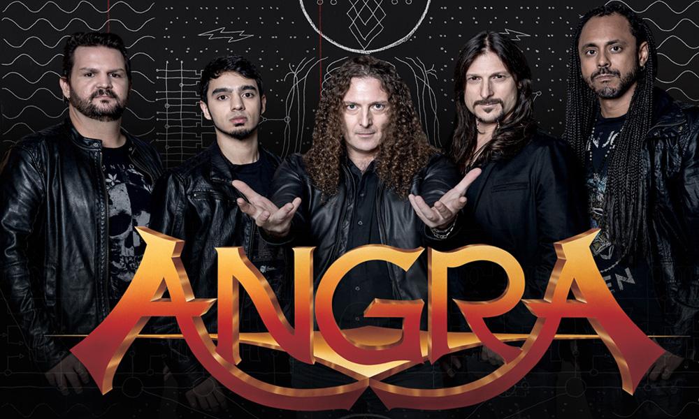 Angra ft. Sandy? Banda atinge #1 no Spotify Brasil, confira!