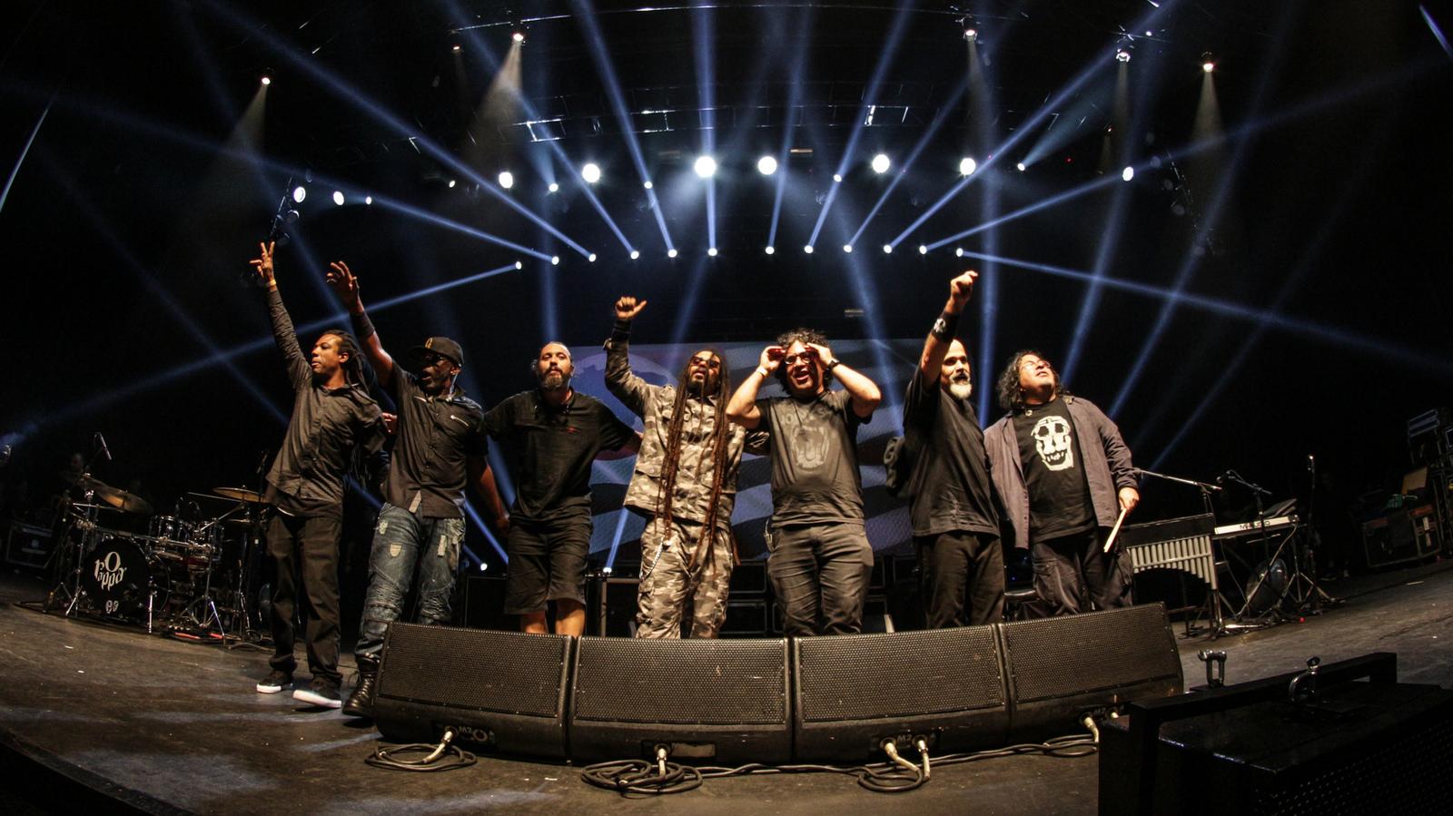 Show de despedida da banda O Rappa está esgotado no Rio