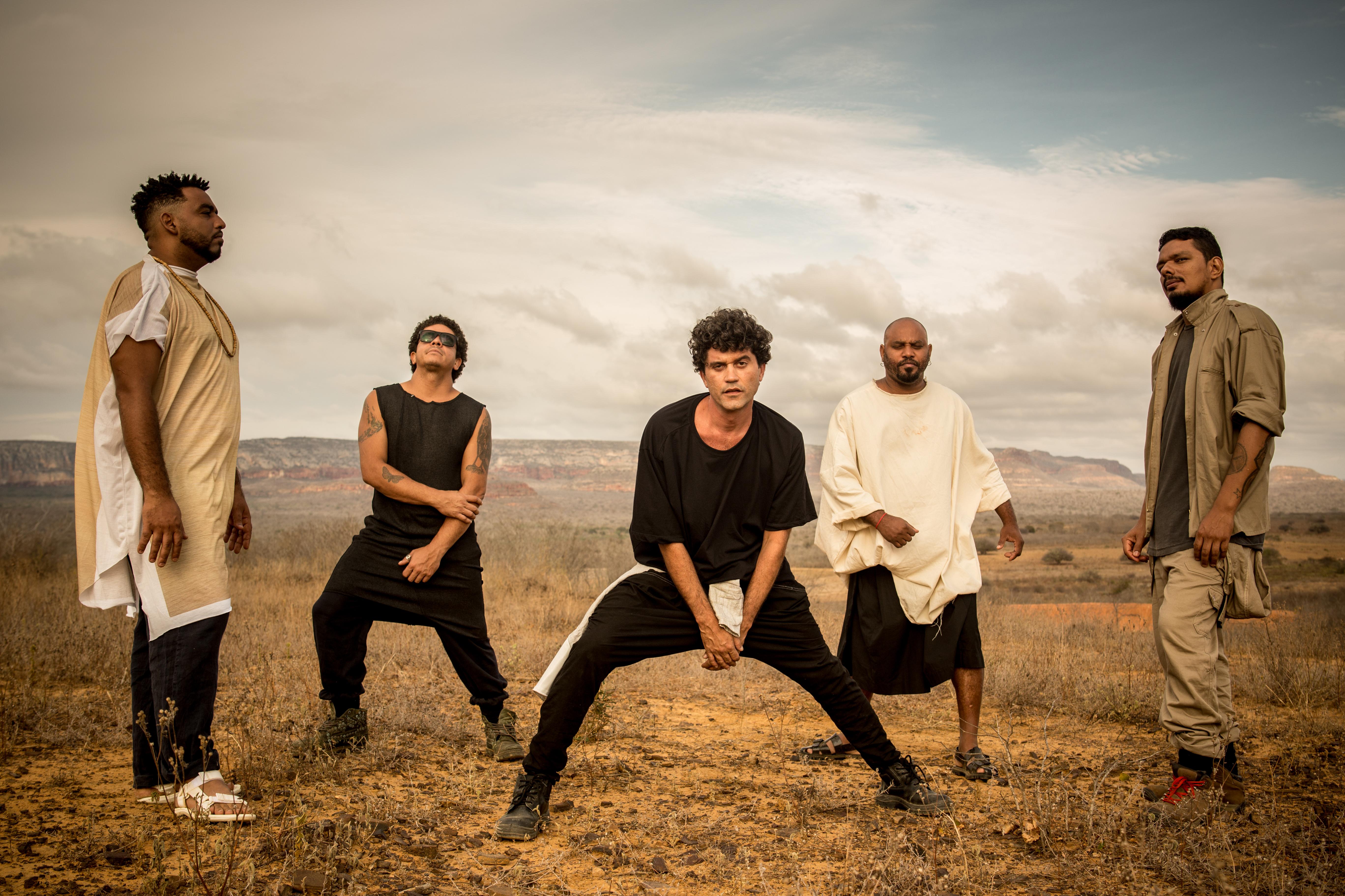 Cordel do Fogo Encantado adiciona novas datas na turnê do novo álbum