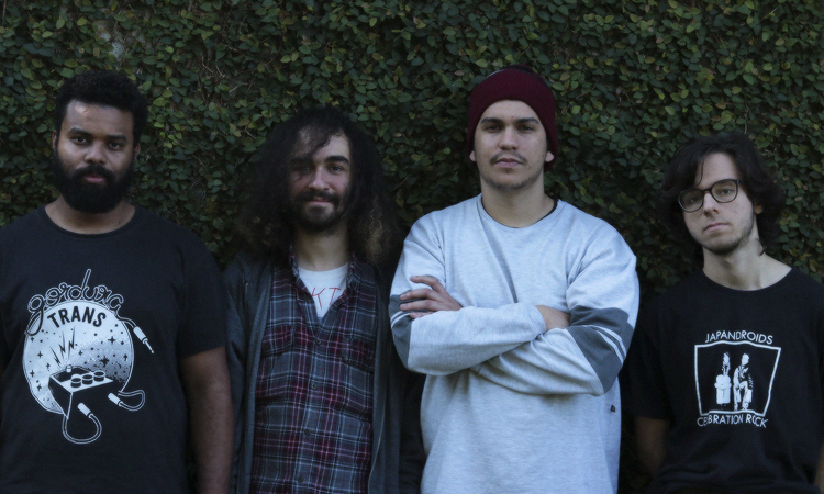 Inhame Session recebe a banda El Toro Fuerte