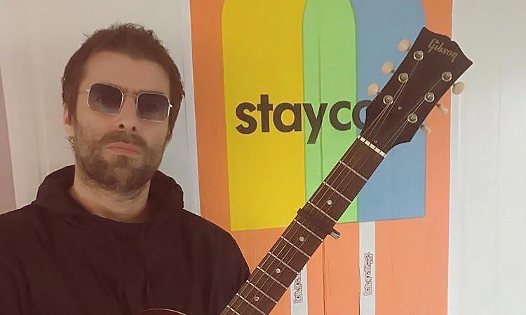 Liam Gallagher vai abrir show do The Rolling Stones em Londres