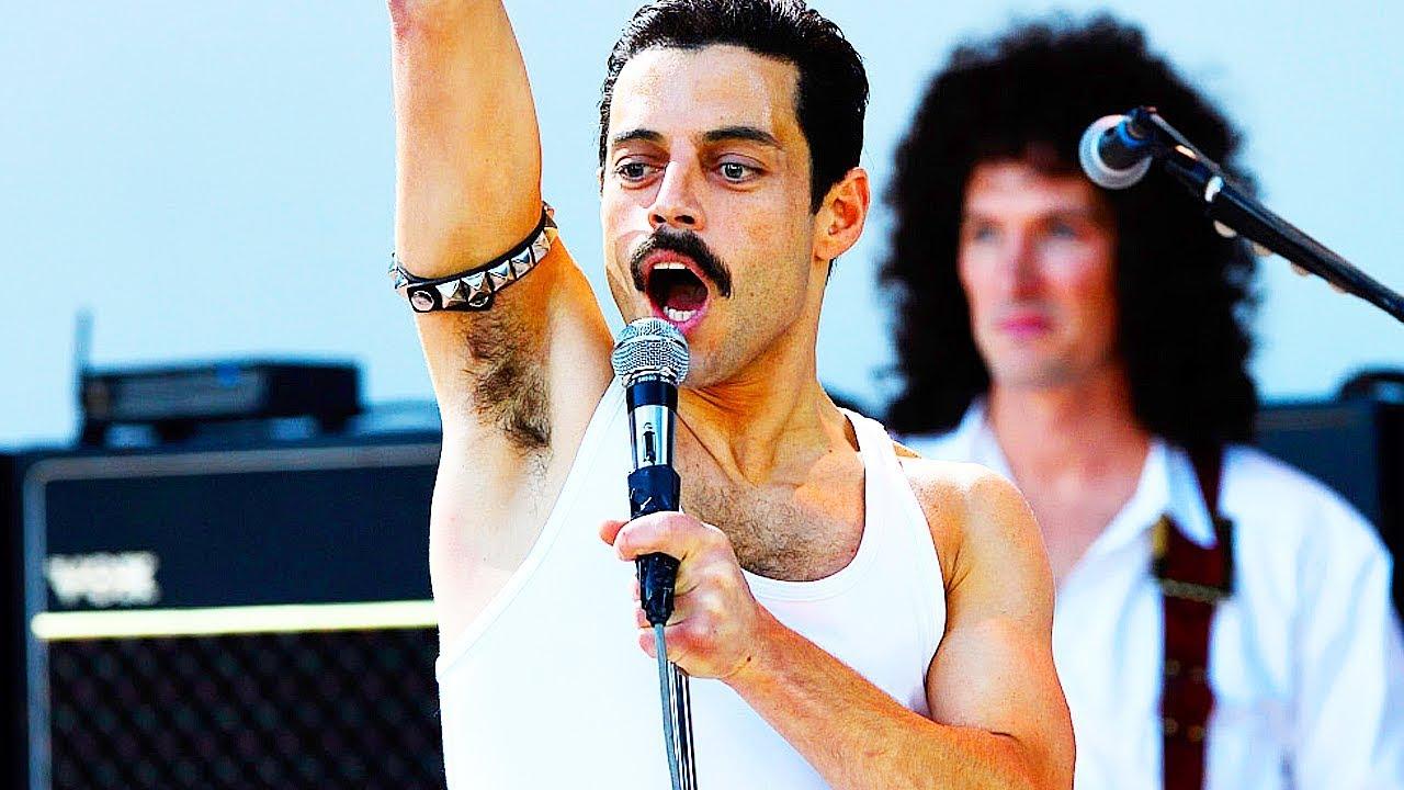Primeiro Teaser do Bohemian Rhapsody é divulgado