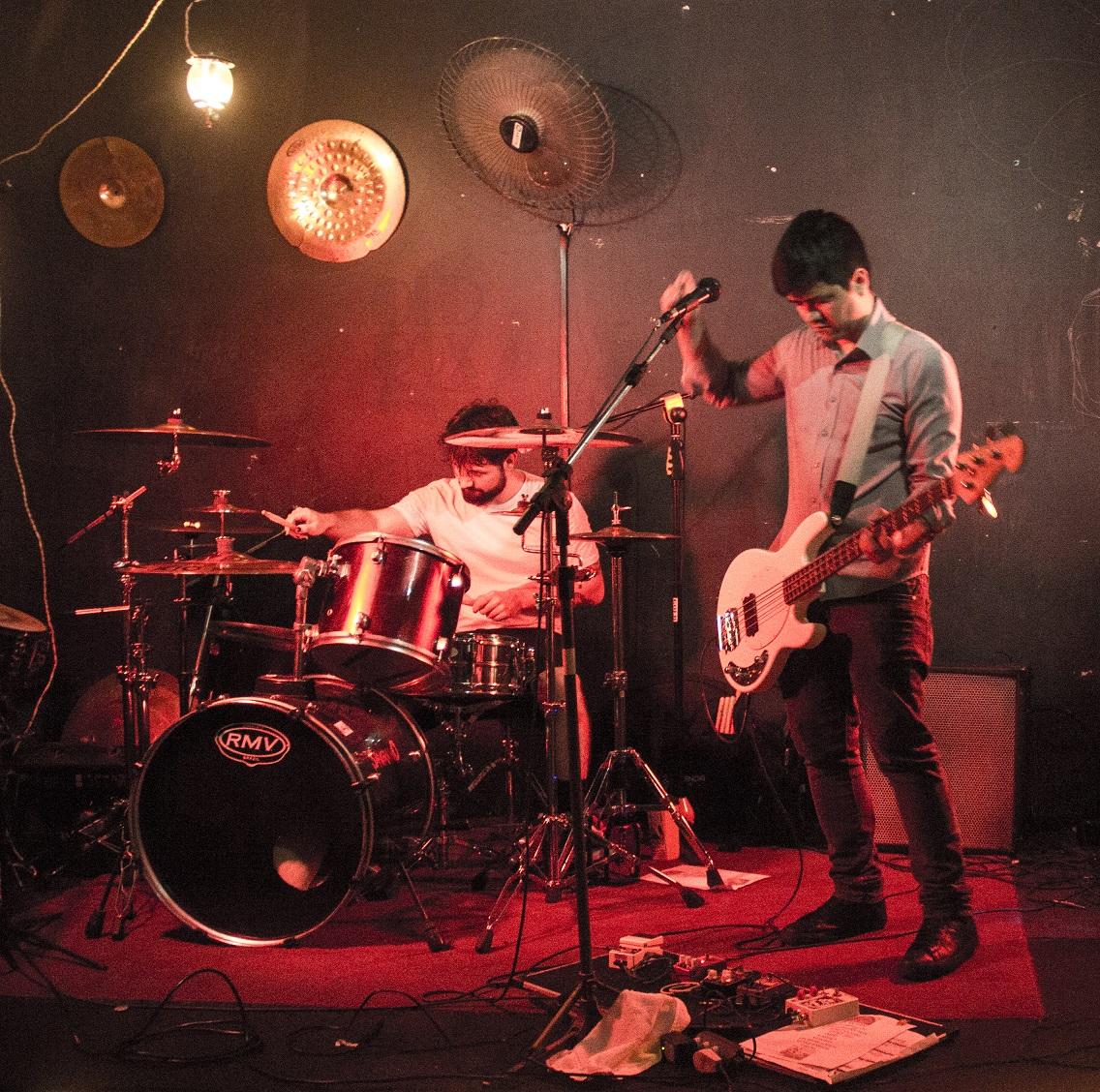 Crappy Jazz divulga nova música no Sunday Noise, em Maringá