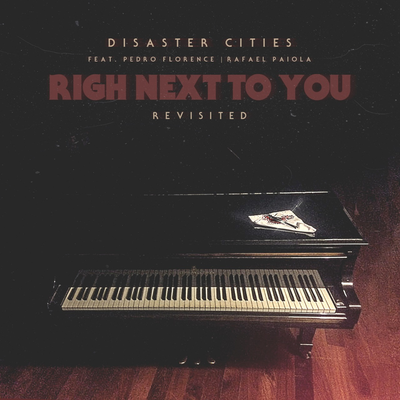 Disaster Cities lança versão intimista de 'Right Next to You'
