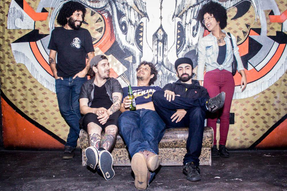 FAIXA A FAIXA: Anticlimax, CD da banda Blackjaw
