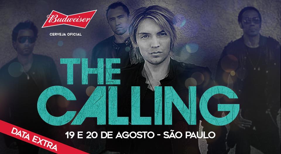 The Calling vem ao Brasil em agosto