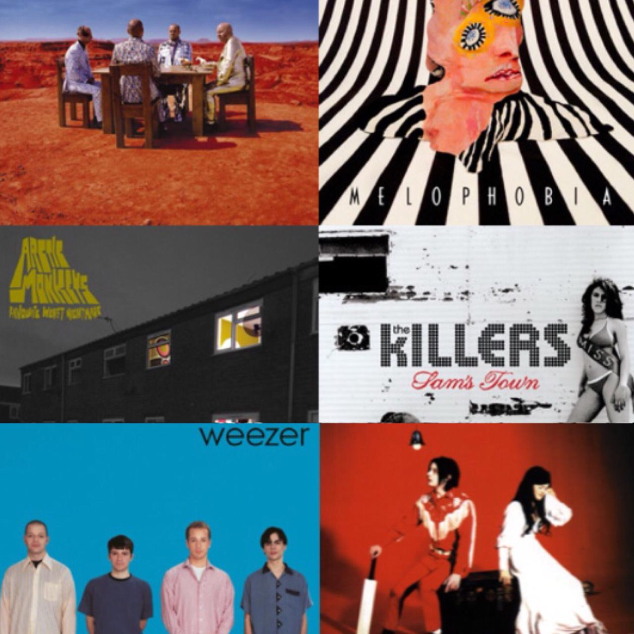PLAYLIST: Indie Nostálgico – Muse, Cage the Elephant, Arctic Monkeys, The Killers e mais!