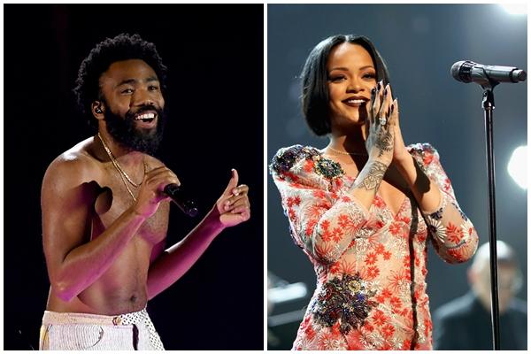 """""""Guava Island"""": Filme de Childish Gambino, com Rihanna, será álbum visual."""
