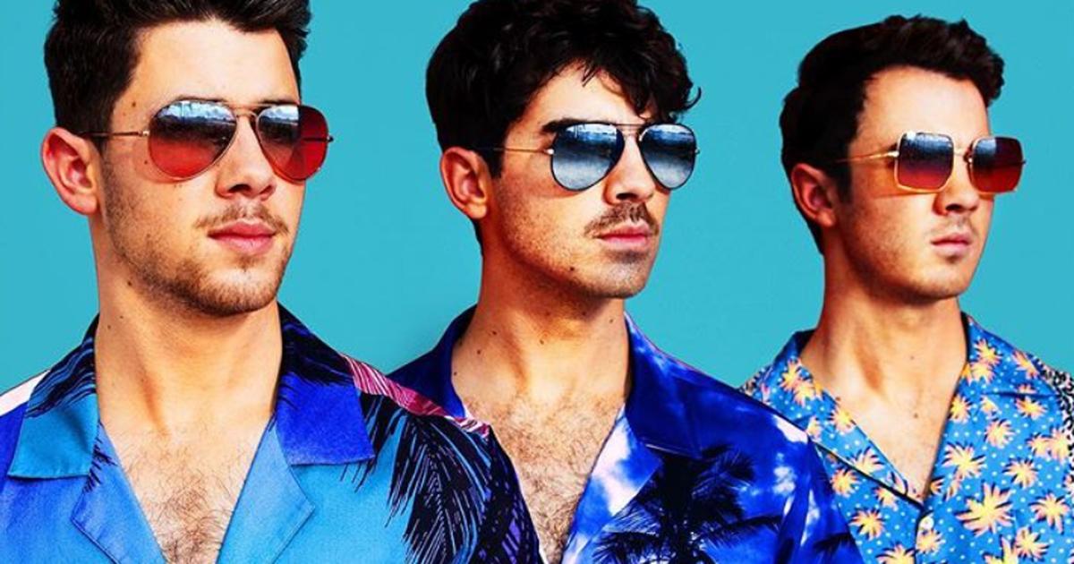 Jonas Brothers anunciam título, capa e data de lançamento de novo álbum