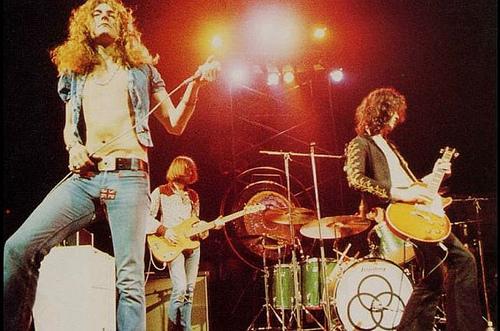 Led Zeppelin libera vídeo sobre a história do seu primeiro álbum.