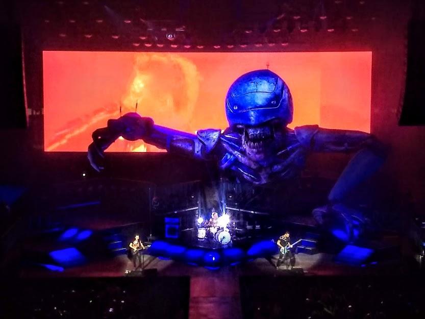 Resenha: após Rock in Rio, Muse em São Paulo faz show grandioso