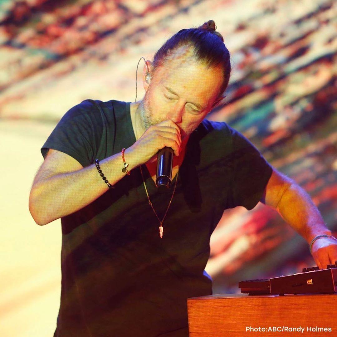 Thom Yorke lança raridades em plataformas de streaming