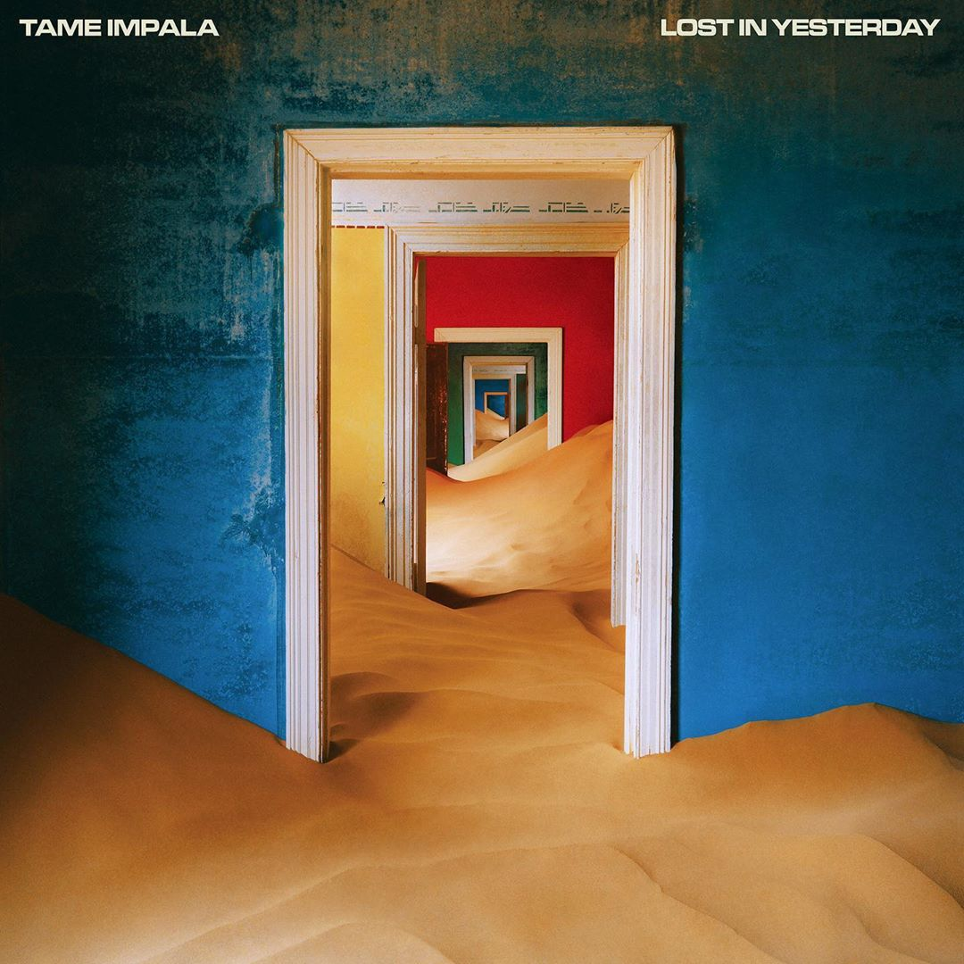 "Tame Impala lança ""Lost in Yesterday"""