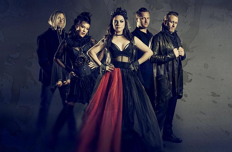 "Evanescence lança clipe de ""The Chain"", clássico do Fleetwood Mac"