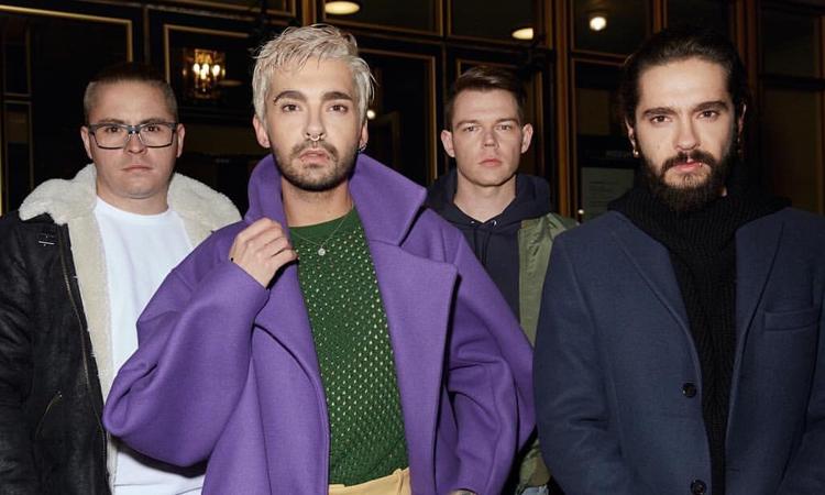 Tokio Hotel fará show no Brasil em março, diz jornalista