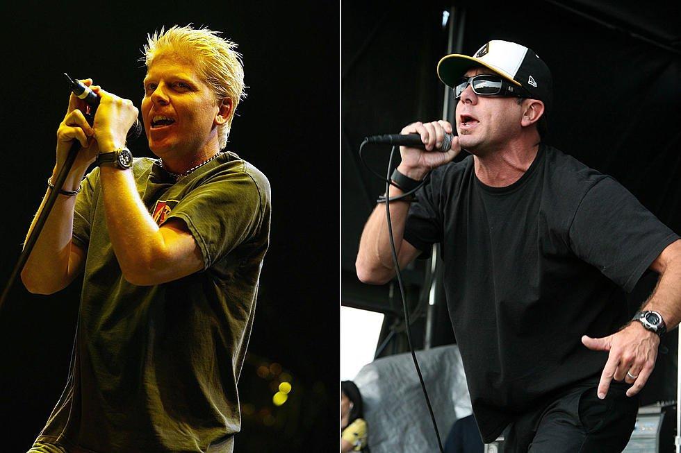 The Offspring e Pennywise devem vir em 2020 ao Brasil