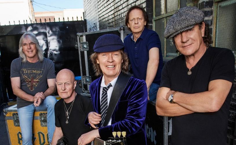 AC/DC: Álbum novo e turnê podem estar a caminho