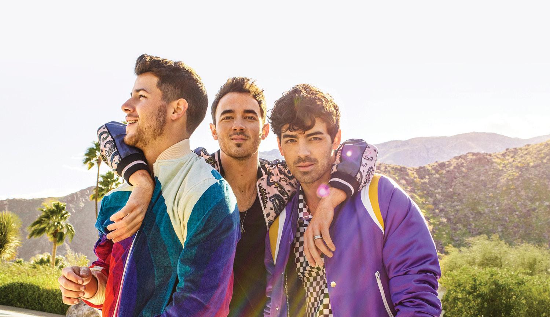 Jonas Brothers entram para a lista de apresentações do Grammy