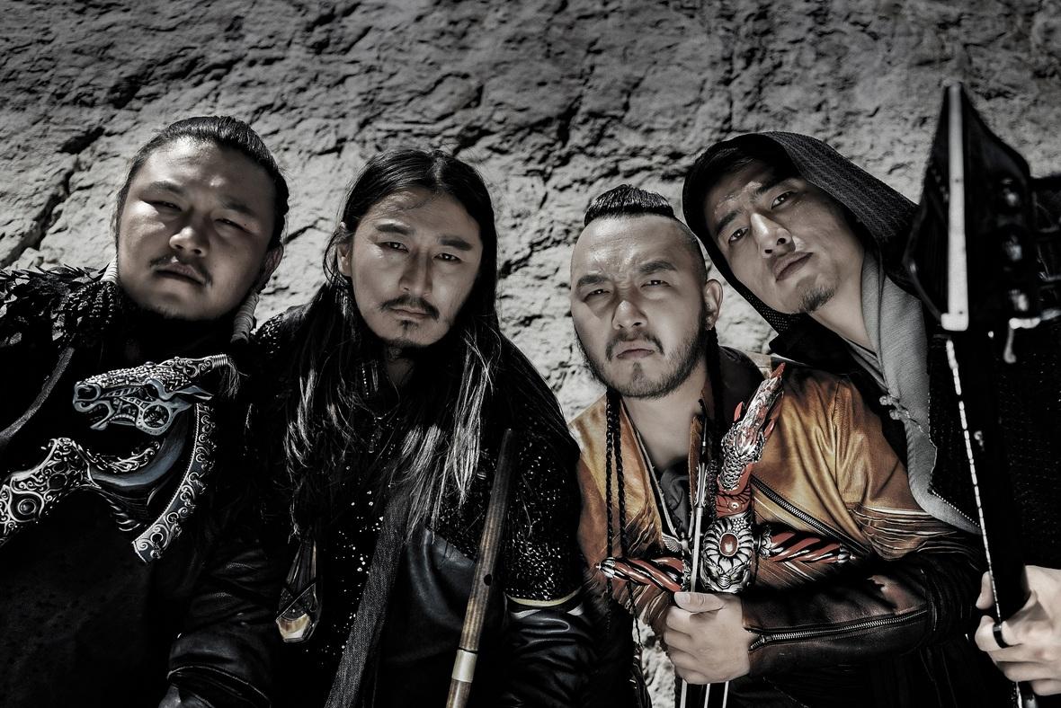 The Hu fará três shows no Brasil além do Lollapalooza, na turnê Odin's Krieger