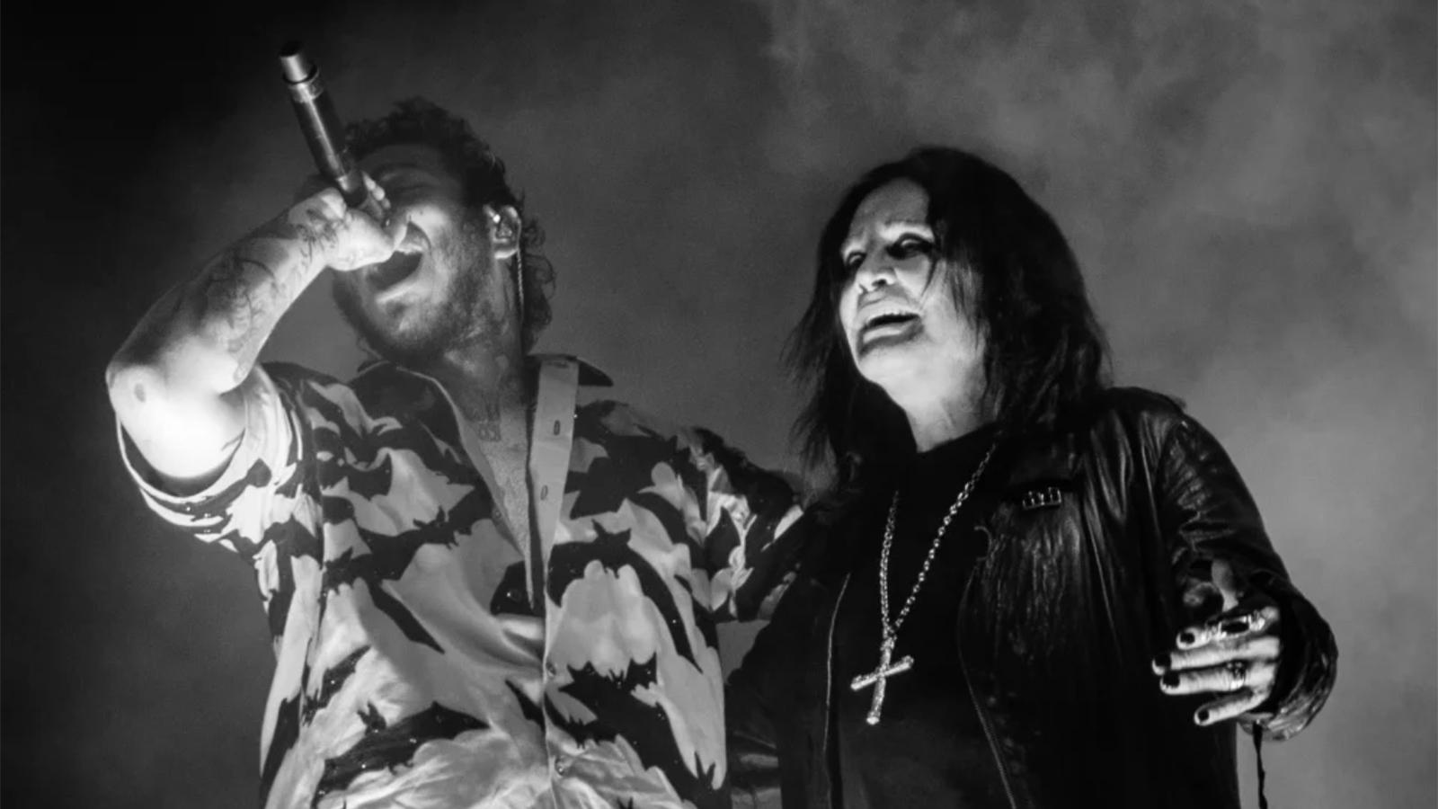 """Ouça """"It's A Raid"""", mais um feat. entre Ozzy Osbourne e Post Malone!"""