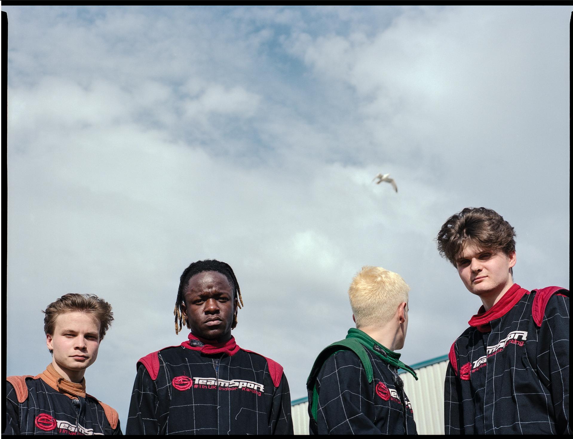 Black Midi vem ao Brasil para duas apresentações
