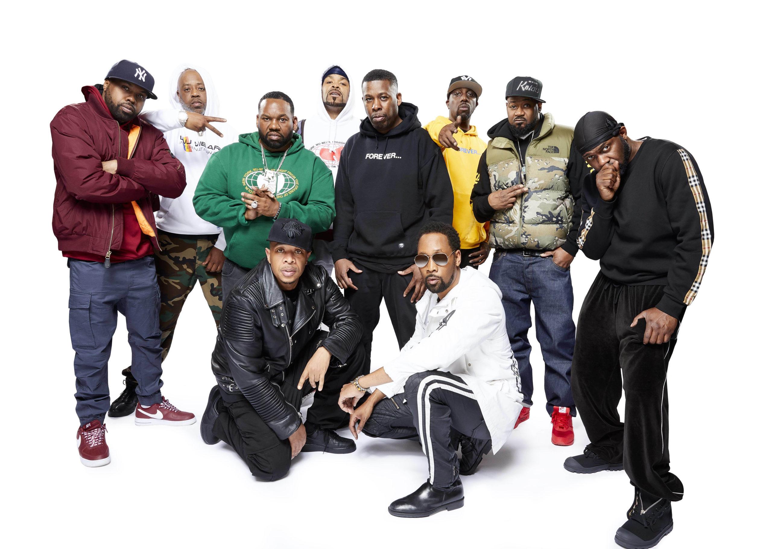 Wu-Tang Clan vem ao Brasil para única apresentação no Popload Gig