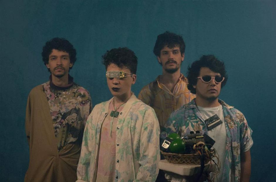 Se permita viajar: ouça o novo single da banda Suco de Lúcuma