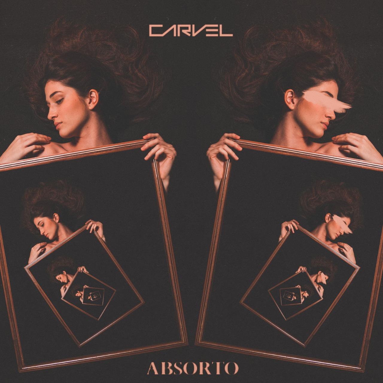 Conheça a Carvel e seu disco de estreia 'Absorto'