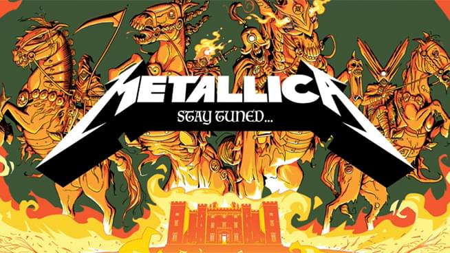 #MetallicaMondays: Metallica exibirá shows completos durante quarentena