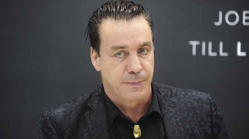 ERRATA: Till Lindemann NÃO foi diagnosticado com COVID-19