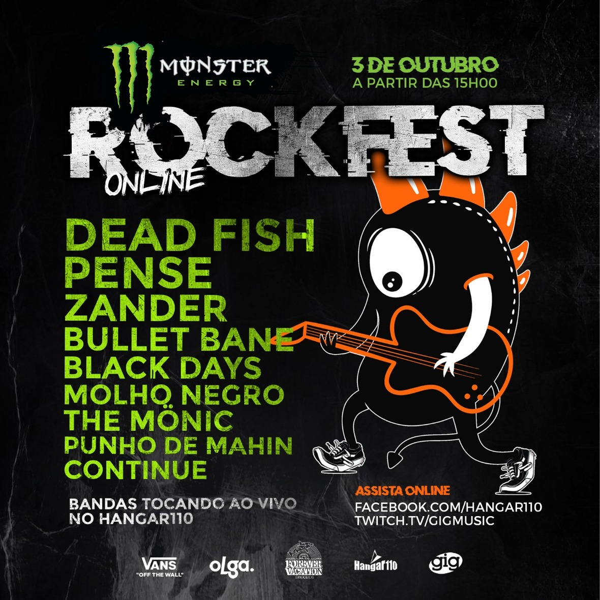 Monster Rock Fest Online