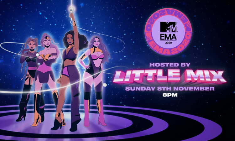 Little Mix EMA