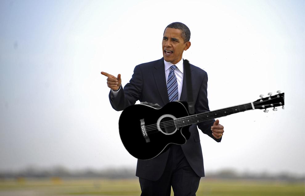 barack obama playlist musicas 2020